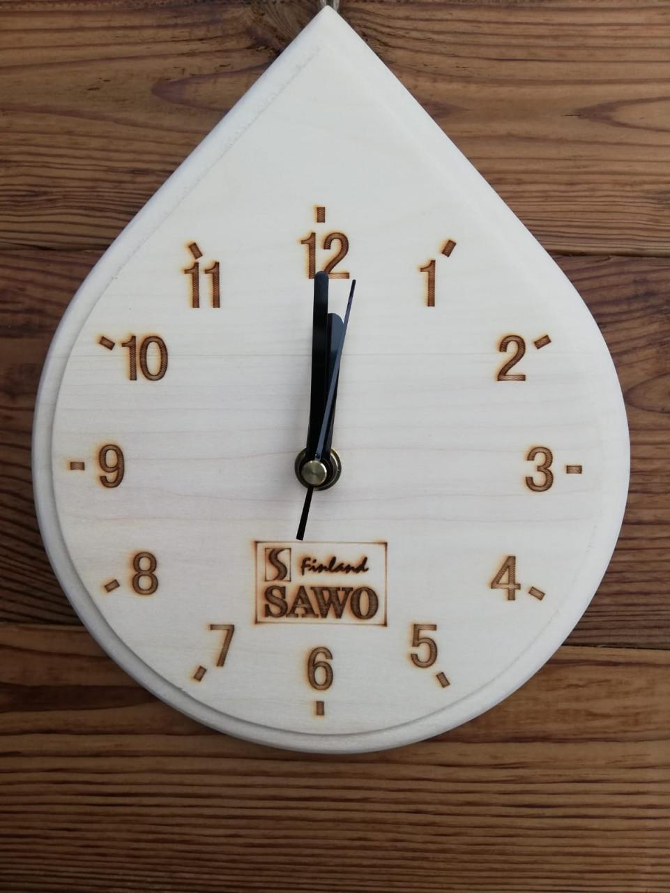 Sawo Thermo-meter Espen druppelvorm