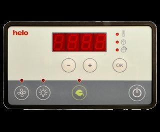 Helo TAIKA saunaoven inclusief SMART besturing