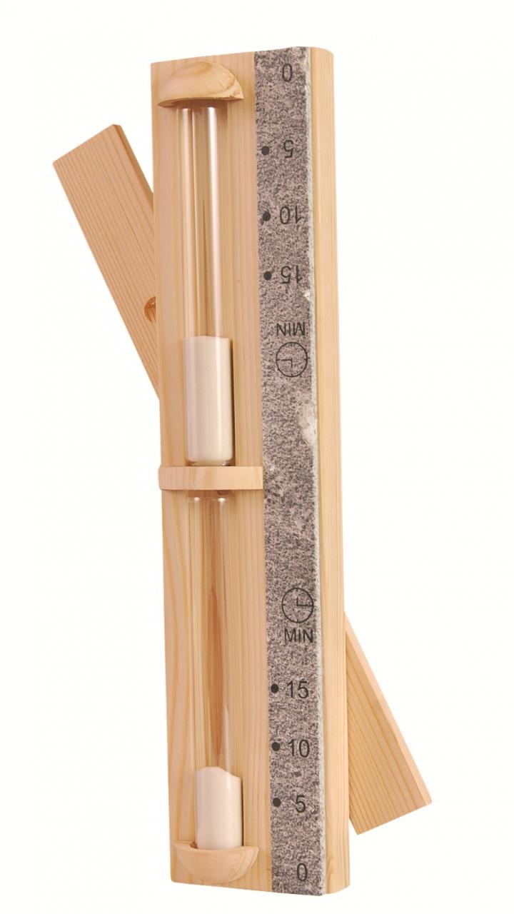 Sawo STONE zandloper - wandmodel