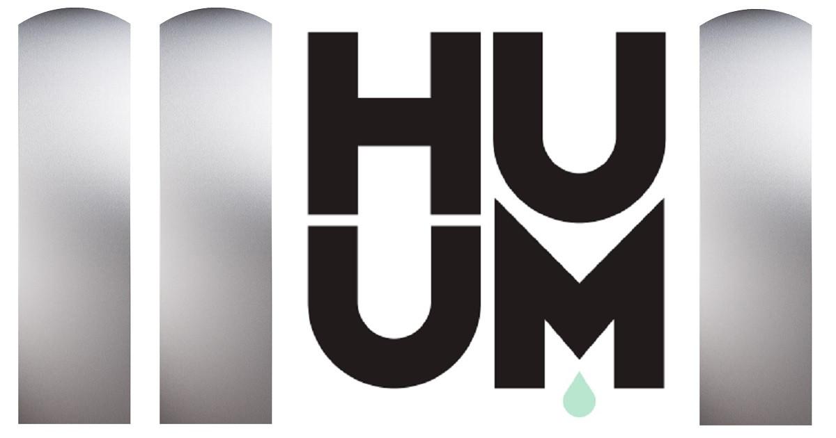 Huum HEATSHIELD - RVS wandbescherming