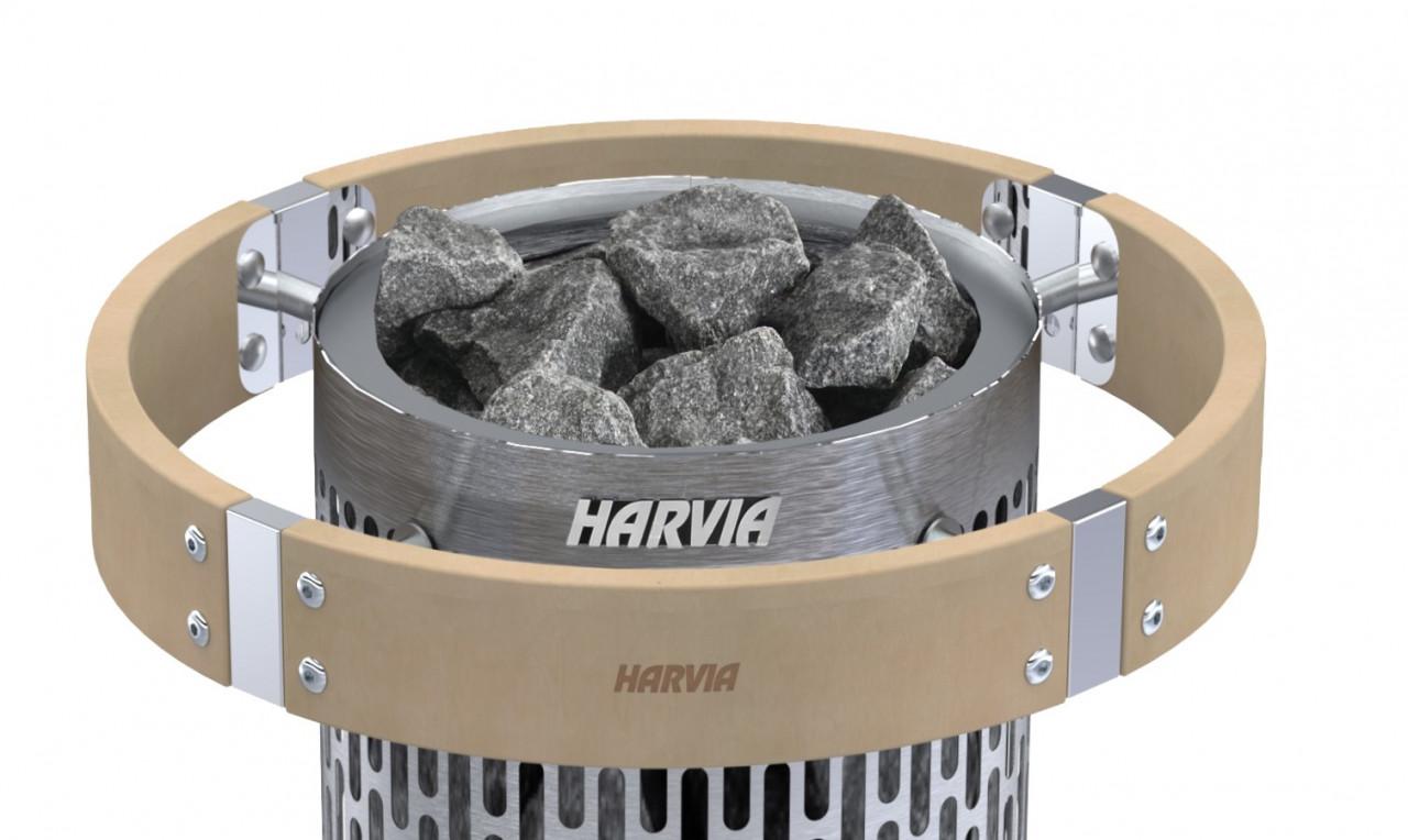 Harvia veiligheidsreling voor Cilindro Plus