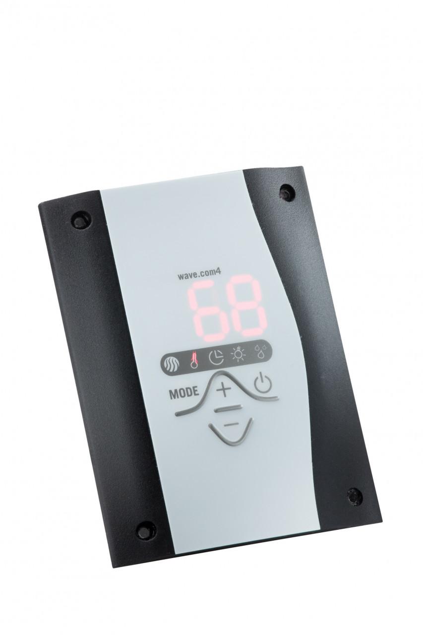 Sentiotec WAVE.COM4C saunabesturing voor combi ovens