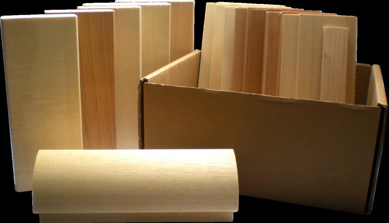 Houtstalenpakket