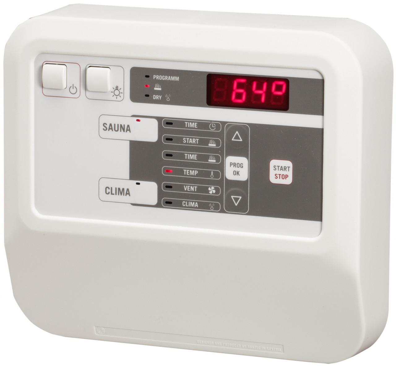 Sentiotec CK31 saunabesturing voor combi ovens - professioneel gebruik
