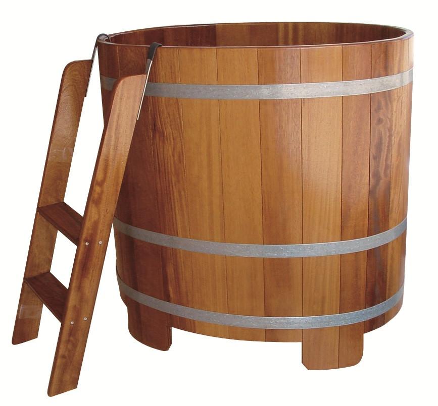 Blumenberg dompelton EXTRA LARGE OVAAL - in verschillende houtsoorten