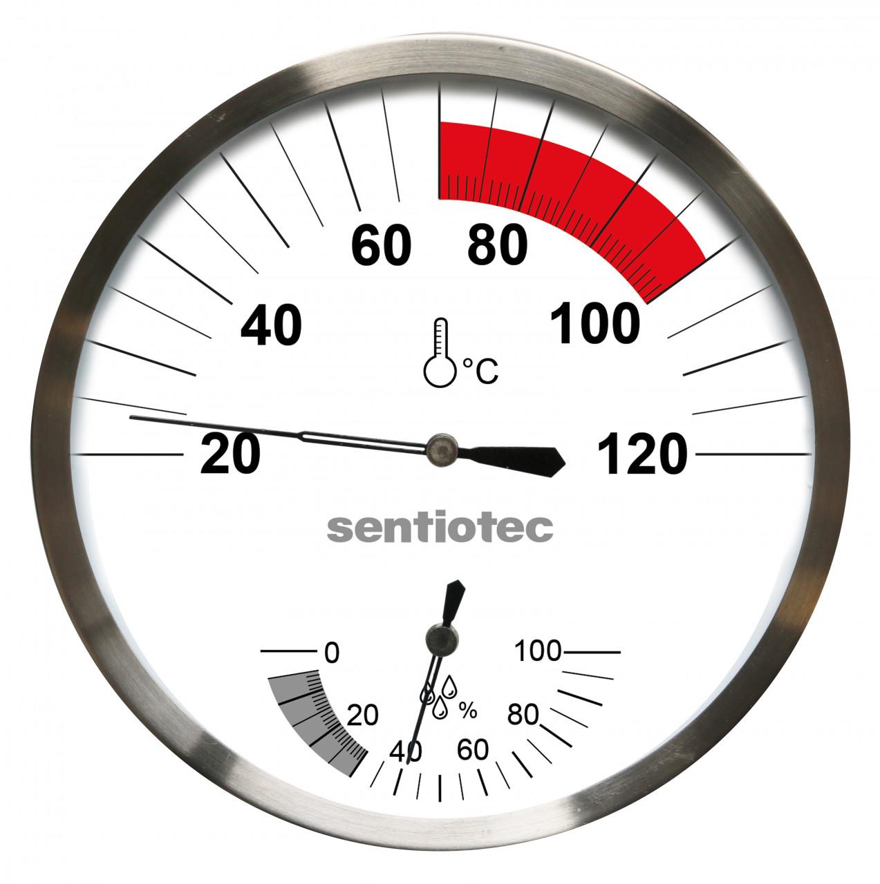 Sentiotec Thermo-hygrometer