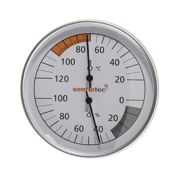 Sentiotec BASIC Thermo-hygrometer