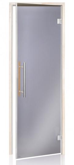 Saunadeur Elegante grijs