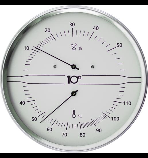 Sentiotec 110° thermo-hygrometer