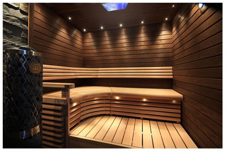 Cariitti ARTIC CLOUD saunaverlichting