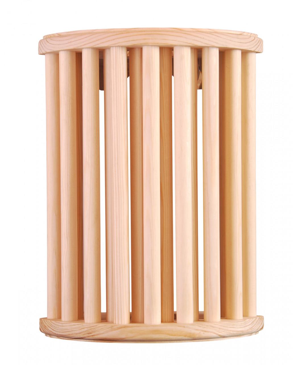 Sawo HUPU lampscherm - voor wand of hoek