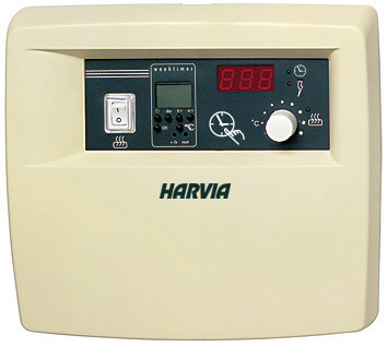 Harvia saunabesturing C150VKK met weektimer