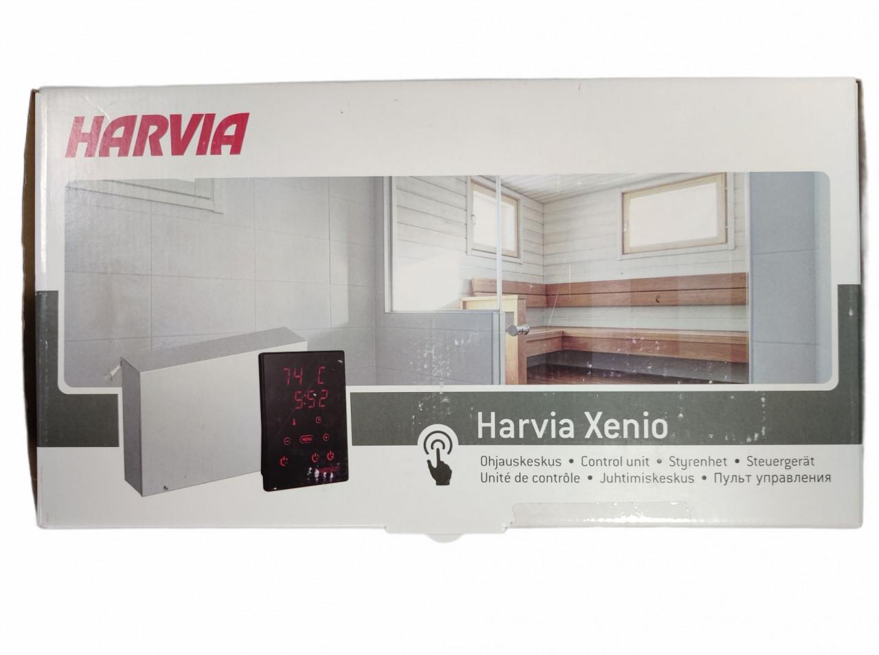 Harvia Xenio saunabesturing 17.0 kW (refurbished)