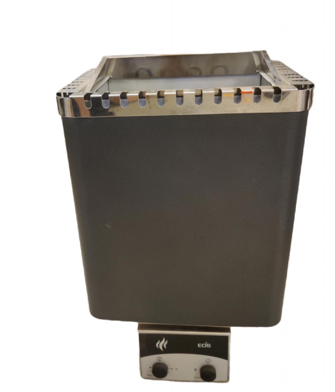 EOs saunaoven 8.0 kW incl. besturing (Refurbished)