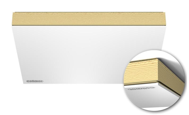 Collaxx kleurentherapie tbv saunacabines tot 6m2 / model Modern L (opbouw)