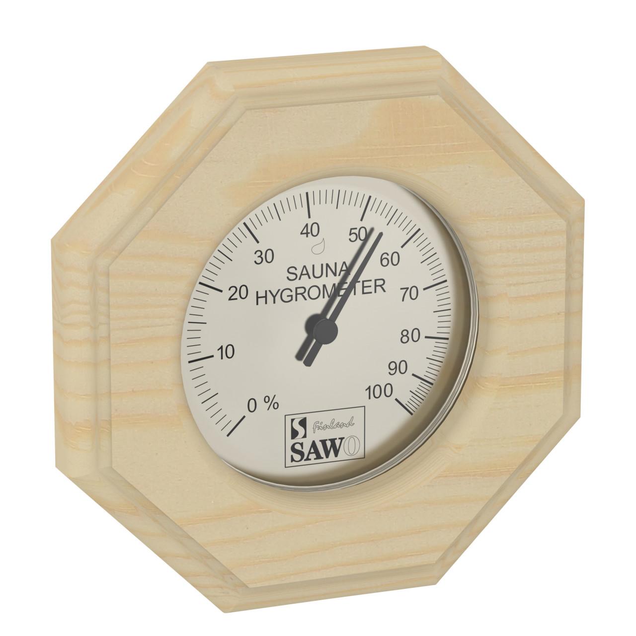 Sawo OCTOGOON hygrometer
